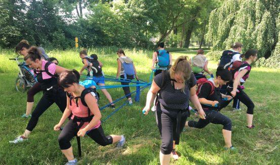 Trail_Spinne Rückwärts