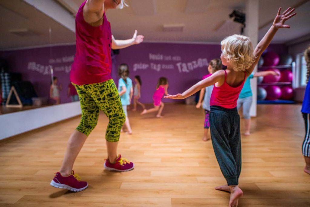 Kids Dance Fit für 2 Jena