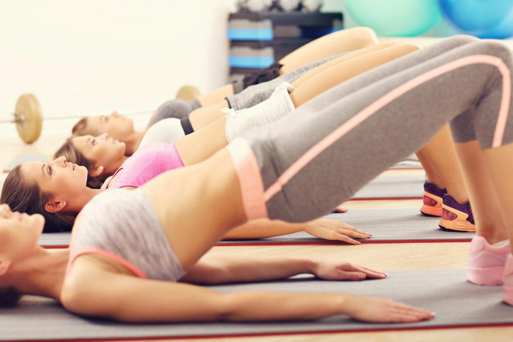 Pilates Onlinekurs - starke Körpermitte und neue Energie: Fit für 2