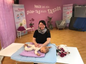 Babymassage Onlinekurs - Handgriffe und Techniken: Fit für 2 in Jena