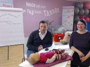 Erste-Hilfe Baby & Kleinkind Onlinekurs