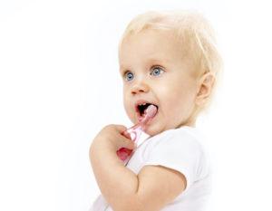 Babys Zähne Onlinekurs